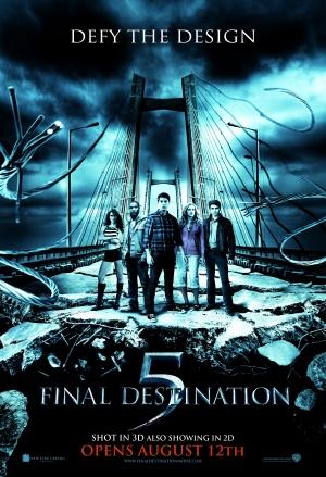 Final Destination 5 3415x5000