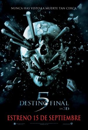 Final Destination 5 2400x3556