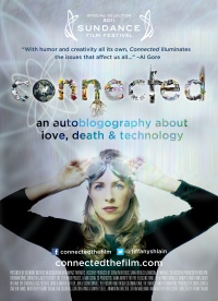 Connected: An Autoblogography About Love, Death & Technology poster
