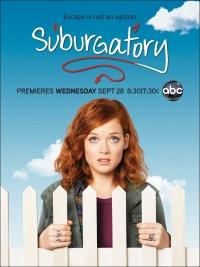 Suburgatory poster
