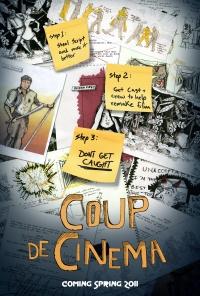 Coup de Cinema poster