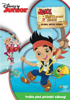 Jake and the Never Land Pirates 1500x2137