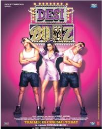 Desi Boys poster