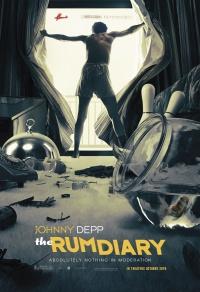 The Rum Diary - Cronache di una passione poster