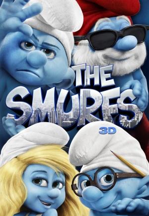 The Smurfs 2071x3000
