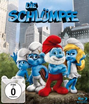 The Smurfs 1069x1235