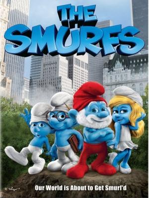 The Smurfs 1049x1390