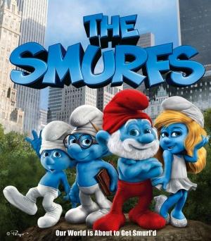The Smurfs 1161x1323