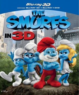 The Smurfs 1154x1390