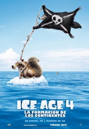 Ice Age 4 - Voll verschoben 1500x2165