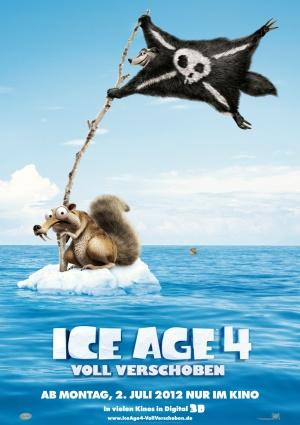 Ice Age 4 - Voll verschoben 989x1400