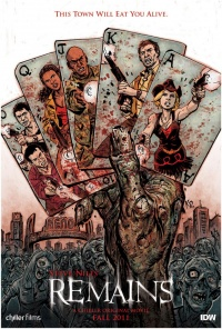 Remains of the Walking Dead poster