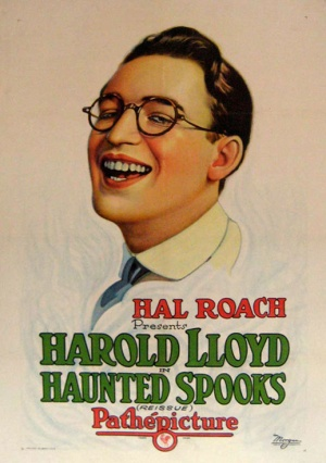 Haunted Spooks Poster