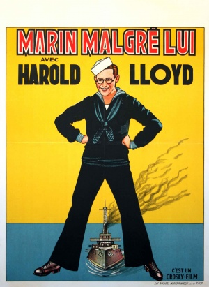 A Sailor-Made Man Poster