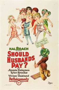 Should Husbands Pay? poster