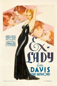 Ex-Lady poster