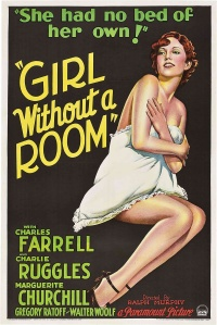 Girl Without a Room poster