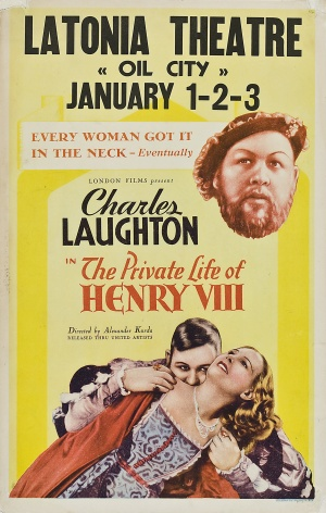 The Private Life of Henry VIII. 1908x3000