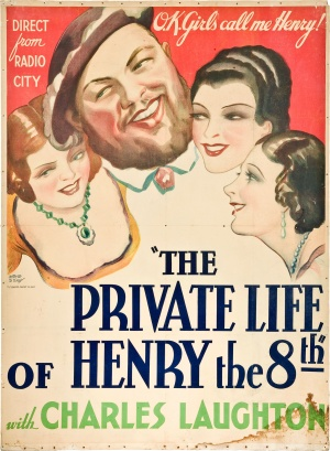 The Private Life of Henry VIII. 2198x3000