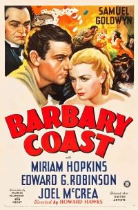 Barbary Coast poster