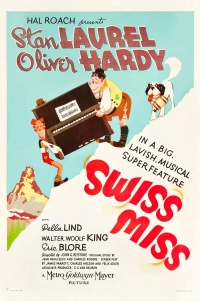 Swiss Miss poster