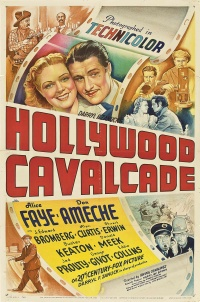Hollywood Cavalcade poster