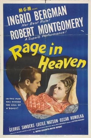Rage in Heaven 1940x2950