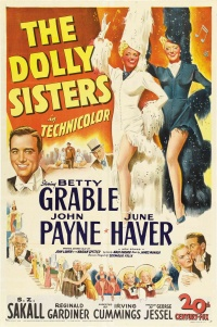 The Dolly Sisters poster