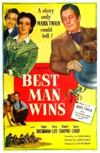 Best Man Wins poster