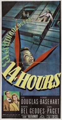 Fourteen Hours poster