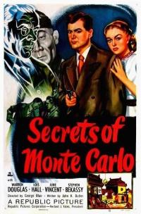 Secrets of Monte Carlo poster
