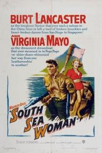 South Sea Woman poster