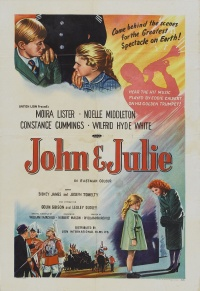 John and Julie poster