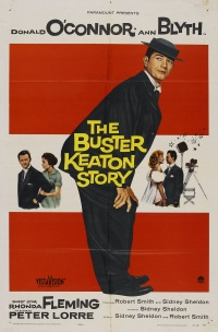 The Buster Keaton Story poster