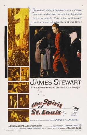 The Spirit of St. Louis 2413x3729