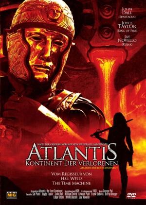Atlantis: The Lost Continent 546x768
