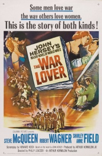 The War Lover poster