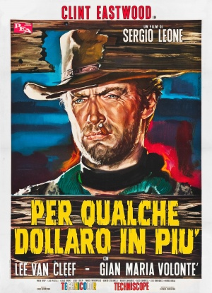 Per qualche dollaro in pi� Poster