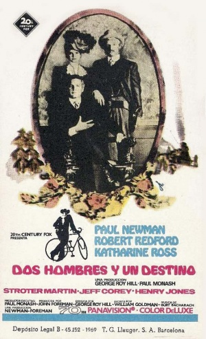 Butch Cassidy and the Sundance Kid 551x905