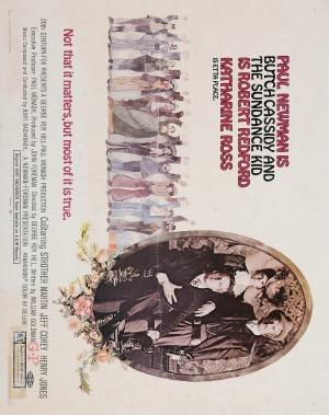 Butch Cassidy and the Sundance Kid 2260x2853