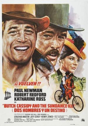 Butch Cassidy and the Sundance Kid 2100x3000