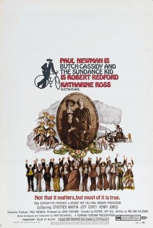 Butch Cassidy and the Sundance Kid 1513x2254