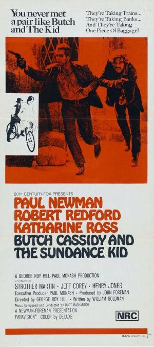 Butch Cassidy and the Sundance Kid 1293x2904
