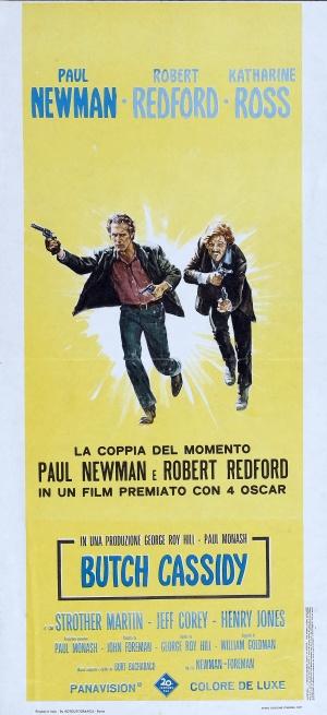 Butch Cassidy and the Sundance Kid 1341x2929