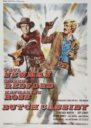 Butch Cassidy and the Sundance Kid 2150x3000