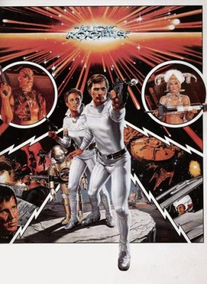 Buck Rogers in the 25th Century 364x500