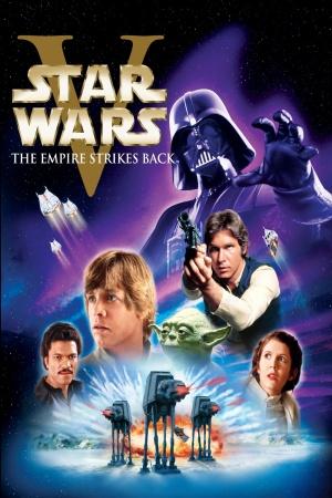 Star Wars: Episodio V - El Imperio contraataca 1000x1500