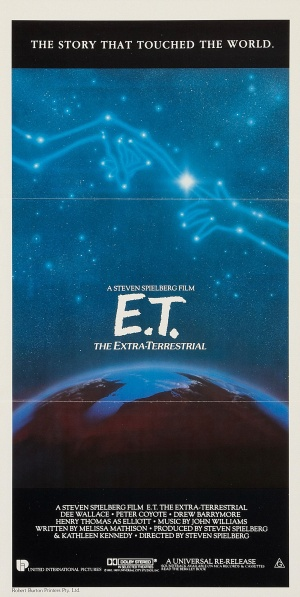 E.T. the Extra-Terrestrial 1282x2550