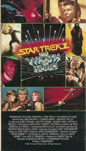 Star Trek II: The Wrath of Khan 840x1462