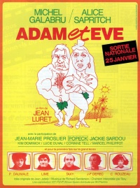 Adam et Ève poster